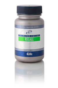 4Life Transfer Factor® ReCall™ (90 ct/frasco)